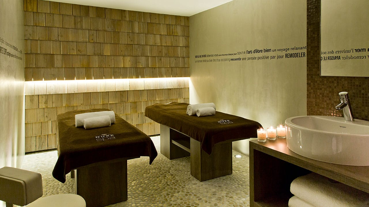 Heliopic Hotel & Spa - Cabine soin