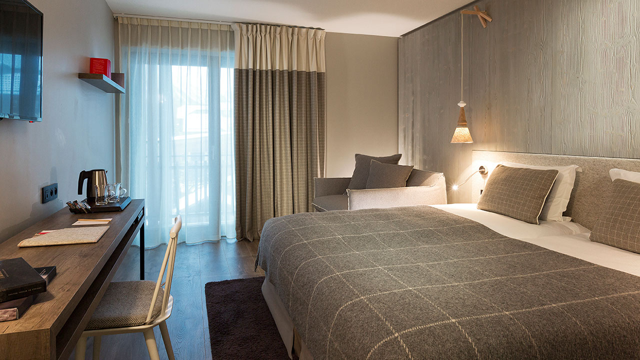 Heliopic Hotel Spa Chambre Superieure