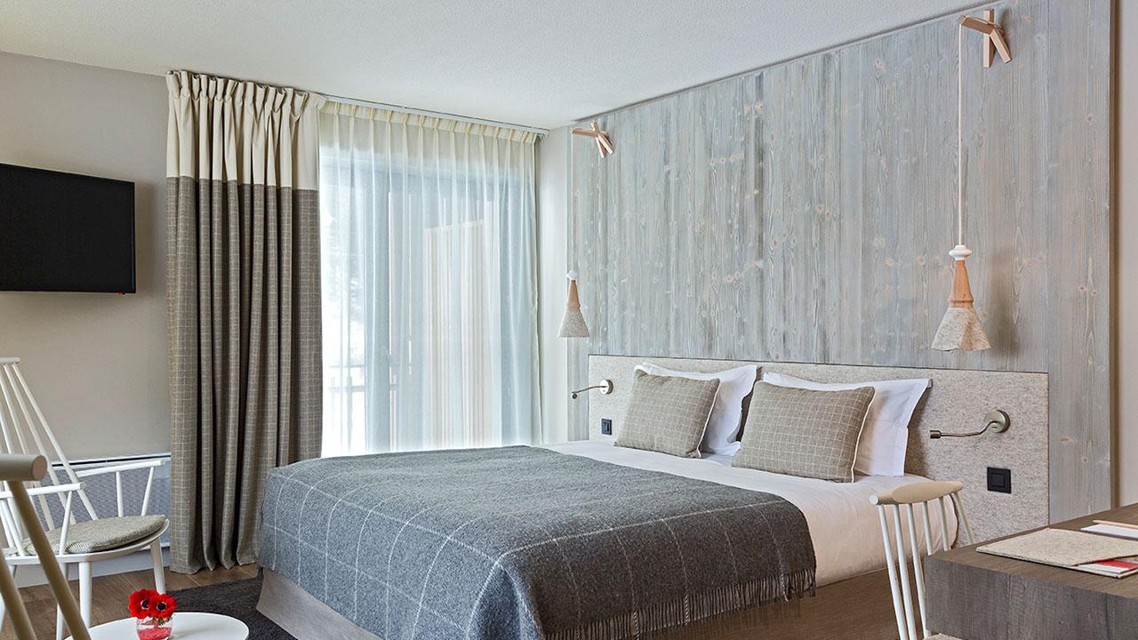 Heliopic Hotel Spa Chambre familiale