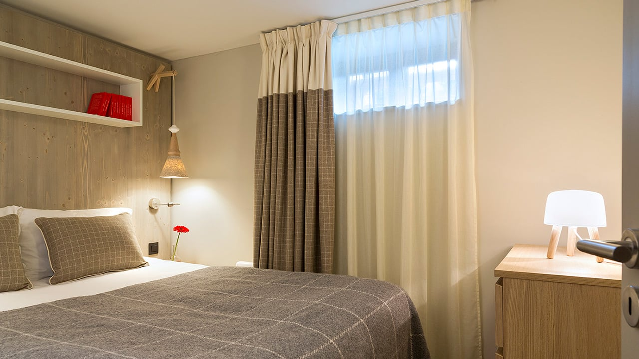 Heliopic Hotel Spa Appartement Lac Blanc Chambre