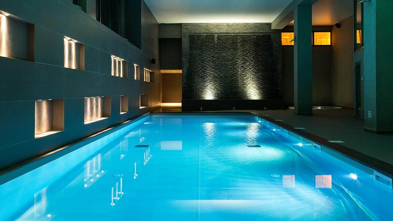 Heliopic Hotel & Spa - Mur d'eau