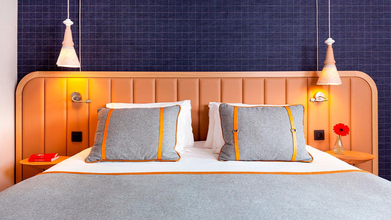 Heliopic Hotel Spa Chamonix - Chambre Supérieure (1)