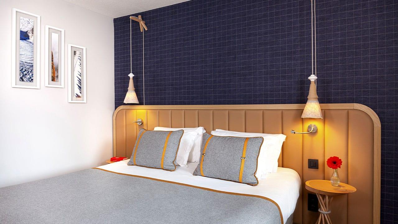 Heliopic Hotel Spa Chamonix - Chambre Supérieure (2)