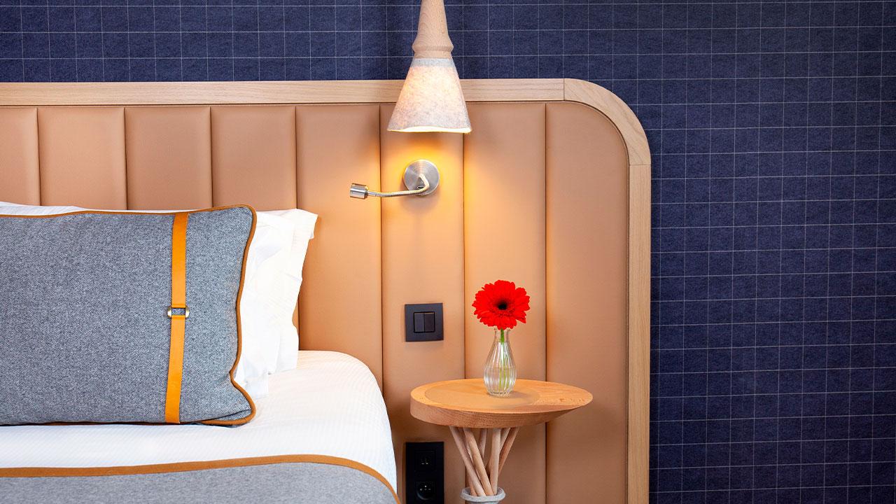 Heliopic Hotel Spa Chamonix - Chambre Supérieure (4)