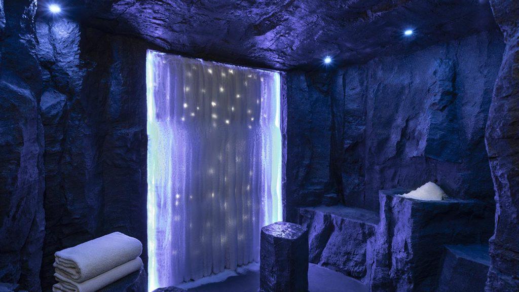 Heliopic Hotel Spa Chamonix - Grotte de glace