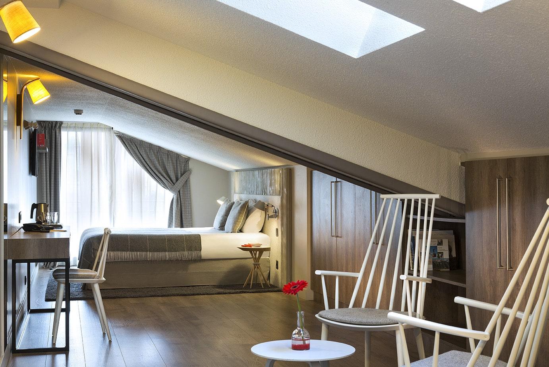 Hôtel HELIOPIC Chamonix Mont-Blanc